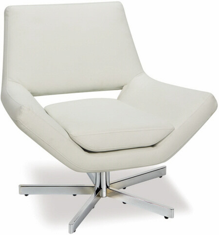 Avenue Six Yield Collection Swivel Lounge Chair [YLD5130] -1