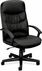 Basyx High Back Executive Leather Chair [VL641] -1