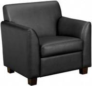 Basyx Leather Club Chair [VL871] -1