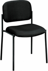 Basyx Upholstered Stackable Chair [VL606] -1