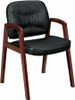 Basyx™ Wood Finish Office Guest Chair [VL803] -2