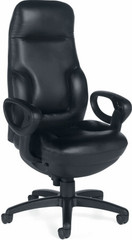 Global Executive 24 Hour Use Chair [2424-18] -1