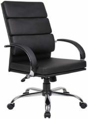 Boss Aaria Segmented High Back Executive Chair [B9401] -1