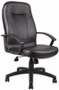 Boss Contoured Leather Office Chair [B8401] -1