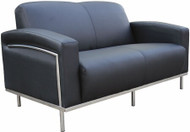 Boss CaressoftPlus™ Contemporary Loveseat [BR99002] -1