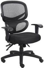 Boss Ergonomic Mesh Back Task Chair [B6338] -1