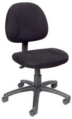 computer desk chairs boss fabric upholstered computer desk chair