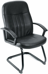 Boss LeatherPlus Guest Chair [B8109] -1