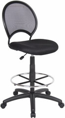 Boss Mesh Drafting Stool [B16215] -1