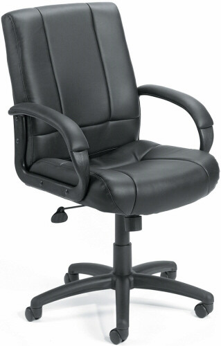 Boss Mid Back Conference Chair [B7906] -1