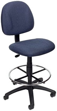 Boss Adjustable Drafting Chair [B1615] -1