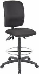 Boss Multi Function Ergonomic Drafting Chair [B1635] -1