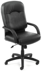 Boss Pillow Back Vinyl Chair [B7401] -1