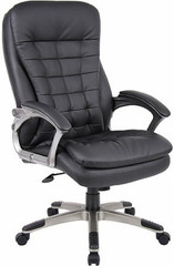 Boss Pillow Top High Back Executive Chair [B9331] -1