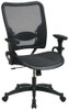 Breathable Air Grid Mesh Office Chair [6216] -1
