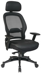 Office Star Deluxe Matrex Back Mesh Office Chair [27008]