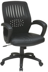 Designer Contoured Mesh Back Office Chair EM59722-EC3