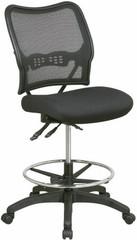 Dual Function Mesh Back Drafting Chair [13-37N30D] -1