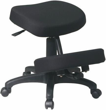 Ergonomic Kneeling Chair with 5-Star Base [KCM1425] -1