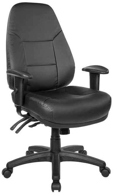 Ergonomic Eco-Leather Multi-Function Chair [EC4350] -1
