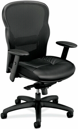 Basyx™ Executive Ergonomic Mesh Office Chair [VL701] -1