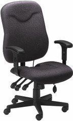 Comfort Series Executive Ergonomic Posture Chair [9414AG] -2
