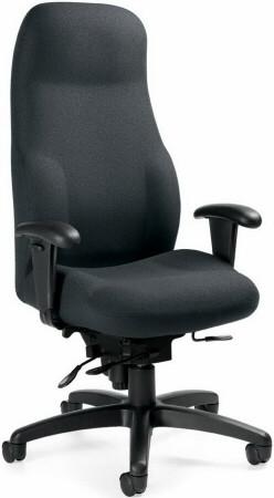 Executive High Back Heavy Duty Office Chair [2438-18] -1