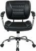 Faux Leather Office Task Chair [ST52052CA] -2