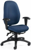 Global Malaga® Ergonomic Task Chair [3140-3] -1