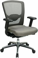Gray ProGrid™ High Back Mesh Office Chair [511342AL] -1