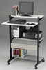 Mayline Height Adjustable Computer Desk [8432SO] -2