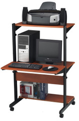 Mayline Height Adjustable Computer Desk [8432SO]