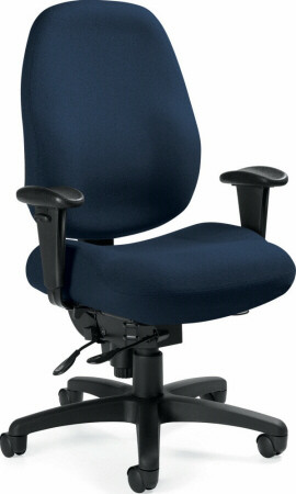 Global Dexter™ High Back Heavy Duty 24 Hour Chair [2436-1] -  sc 1 st  Office Chairs On Sale : heavy duty computer chair - lorbestier.org
