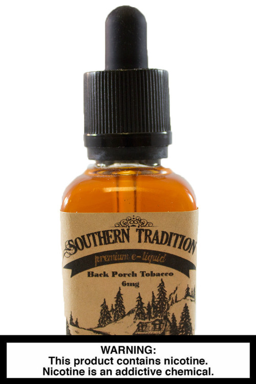 Southern Tradition - Back Porch Tobacco 30ml
