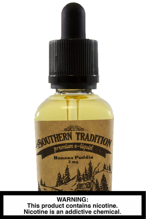 Southern Tradition - Banana Puddin 30ml