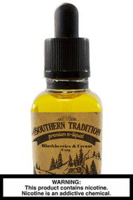 Southern Tradition - Blackberries and Cream 30ml