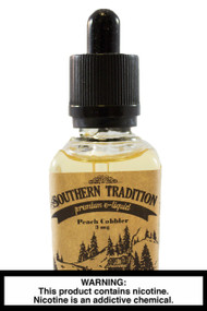 Southern Tradition - Peach Cobbler 30ml