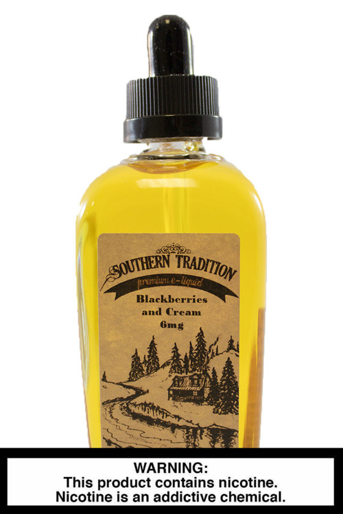 Southern Tradition - Blackberries and Cream 100ml