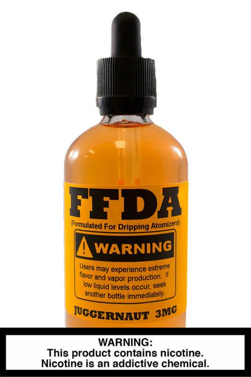 FFDA - Juggernaut 120ml