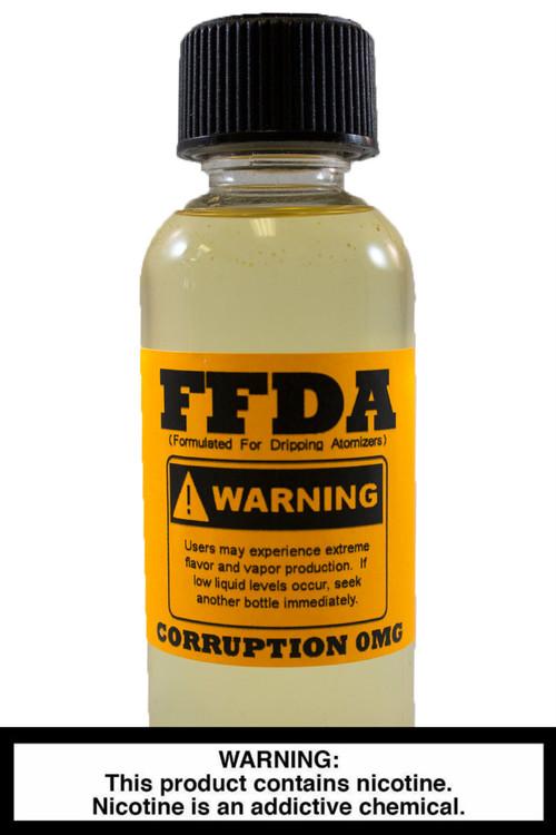 FFDA- Corruption 60ml