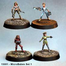 15001 - MicroBabes Set