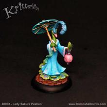 40003 - Lady Sakura Peahen