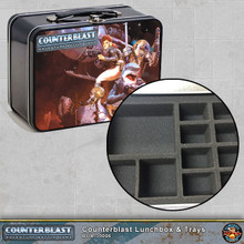 30006 - Counterblast Lunchbox with Foam Trays