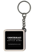 30008 - Counterblast Tape Measure Keychain