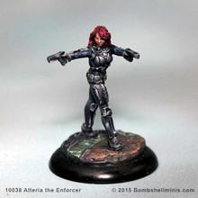 10038 - Alteria the Enforcer
