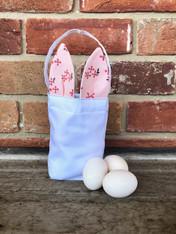 Bunny Bucket- pink