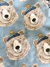 as snug as a bear in a beanie
