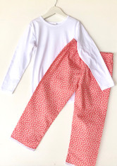 Jam and cream pj's size 6
