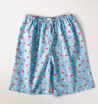 Peppermint party shorts