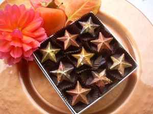 Pumpkin Spice Stars, 9-piece box